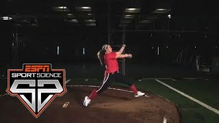 The Speed Needed In Softball | Sport Science | ESPN Archives