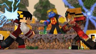 Minecraft Mods: EduKof Contra Dois - SURVIVAL LUCKY ‹ AM3NlC ›