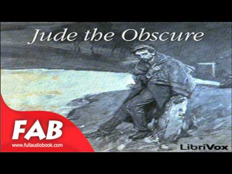 Jude the Obscure Part 1/2 Full Audiobook by Thomas HARDY by General Fiction