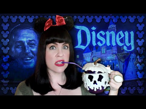 Death & Disney: Walt's Morbid Obsessions