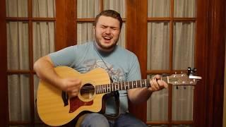 Eric Church - Heart Like a Wheel - (Acoustic Cover) Evan Carter Johnson