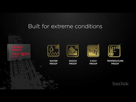 Micro SanDisk Extreme A1 2017