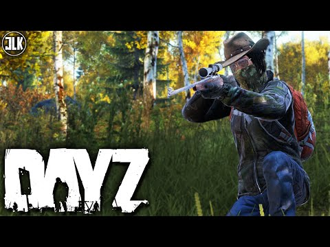 DAYZ 1.02 | A Mysterious Gunfight