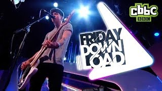 5 Seconds of Summer Don't Stop live 2014 - Friday Download CBBC