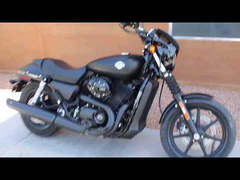 2015 Harley-Davidson Street™ 500 in Kingman, Arizona
