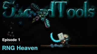Terraria SacredTools - Episode 1 - RNG Heaven
