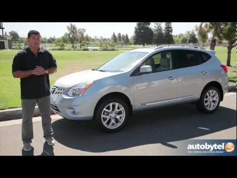2012 Nissan Rogue Video Road Test and Review