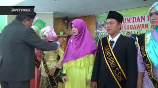 Prosesi Yudisium Fakultas Ushuluddin, Adab & Dakwah (FUAD) IAIN Bengkulu (Liputan BETV)