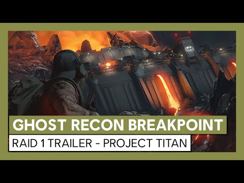 Project Titan Raid Trailer