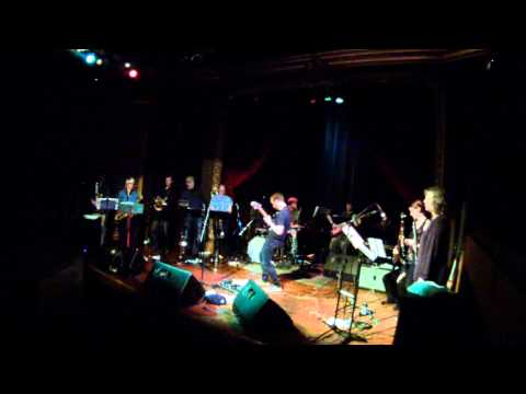 Zubatto Syndicate - Iggy (Igneous Carapace), Live at Columbia City Theater. Nov. 10, 2013