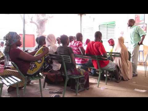 Teen Peer HIV Education in Mali