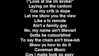 Chamillionaire - Get It Understood With Lyrics