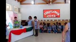 preview picture of video 'EGRESADOS 2013 JARDÍN Nro 913 DE GUERNICA'