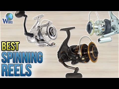 10 Best Spinning Reels 2018