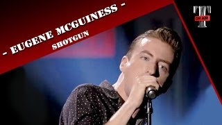 "Backstage Eugene McGuinness (Live TV Rehearsal ""Shotgun"" 2012) [HD 1080p]"