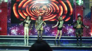 [151010] POISON (2NE1 Cover) - Intro + Try To Follow Me + I Am The Best + Dance Break + Crush