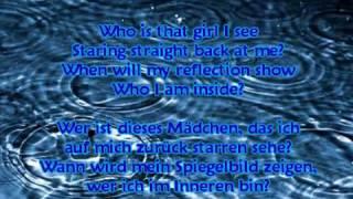 Everlife - Reflection (Lyrics + german translation)