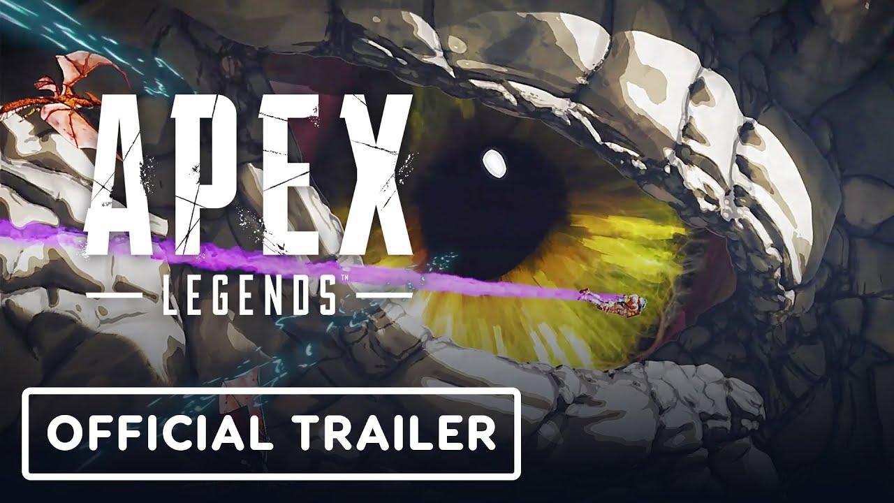Stanno per arrivare i Leviatani in Apex Legends?