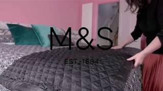 M&S | Home: How to make your bedroom a sanctuary