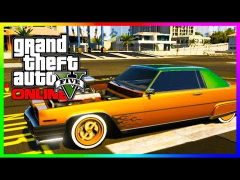 *SOLO* | EASY | MAKE BANK | OFF RARE GANG CARS IN GTA 5 ONLINE 1.44