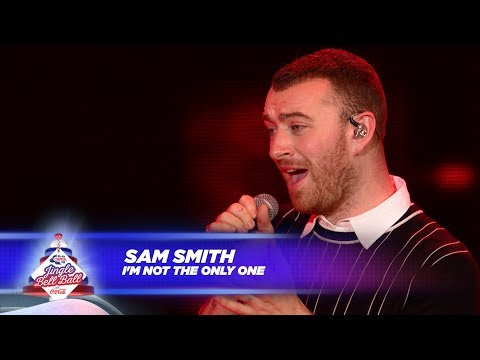 Sam Smith - 'I'm Not The Only One' - (Live At Capital's Jingle Bell Ball 2017) (видео)