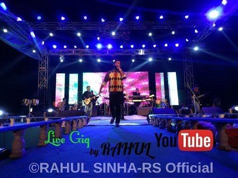 II Soulful Love Numbers II Live Concert by-RAHUL @Sagar Mahavidyalaya II