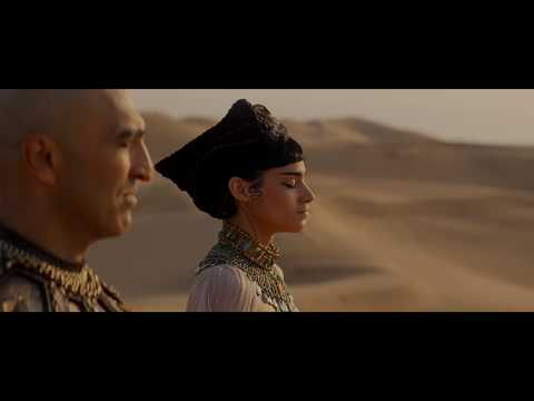 The Mummy (Featurette 'Monsters Inside Us')