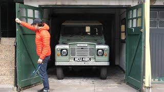 Turning Empty Garage Into COVID Workshop