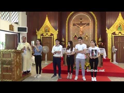 Thánh lễ tại Thái Lan, ngày 20.11.2019. Cha long mp3 yukle - Mahni.Biz
