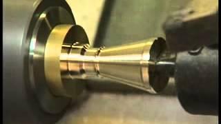 Video Gia công tiện CNC