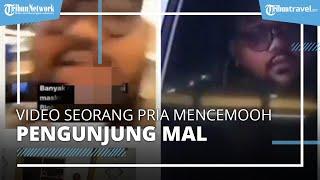 Nasib Pria yang Ejek Orang Bermasker di Mal Surabaya setelah Videonya Viral, Polisi: Sudah Diamankan