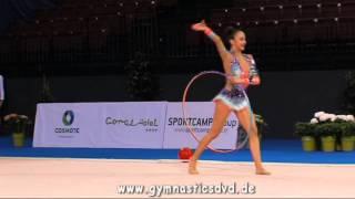 Irena Omirou (CYP) - Senior 11 - Aphrodite Cup Athens 2016