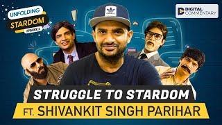 Interview With Shivankit aka Raja Rabish Kumar | Unfolding Stardom E02 | Digital Companion