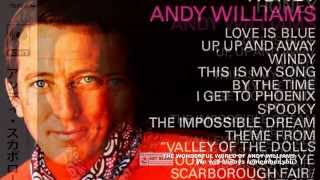 Andy Williams original album collection  Scarborough Fair  By The Time I Get To Phoenix