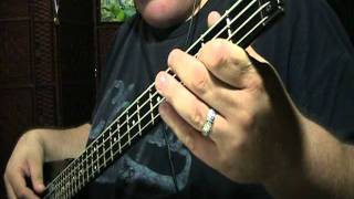 Ronnie James Dio All The Fools Sailed Away Bass Cover