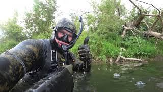 Подводная охота на Сакмаре!!!
