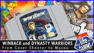 Dynasty Warriors / WinBack :: Before & After