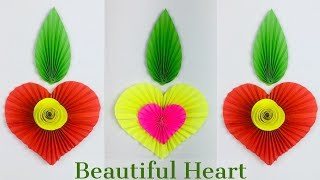 Heart Craft Ideas | Paper Craft | Paper Hearts | Paper Crafts Easy | Heart Craft