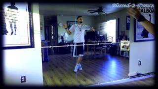 "#Blessed~2~Dance: ""Great Are You Lord"" {Freestyle Revival}"