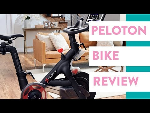 My Thoughts on the Peloton Bike + Classes | Peloton Cycle Review SarahFit