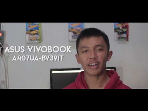 LAPTOP SSD 5 Jutaan? Review Asus A407UA