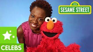 Sesame Street: Viola Davis and Elmo Throw a Fiesta!