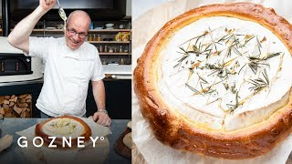 Brie In Brioche | Guest Chef: Richard Bertinet | Gozney
