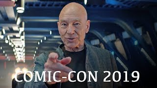 Star Trek: Picard San Diego Comic-Con panel (2020)