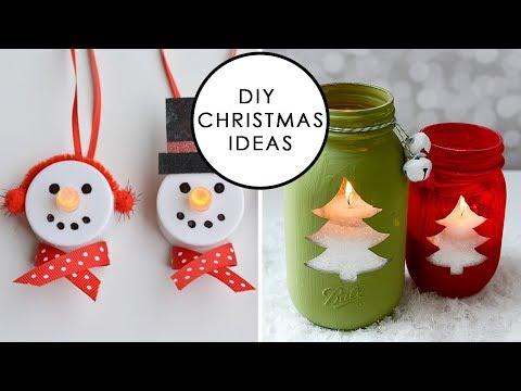 10 Awesome DIY Christmas Décor Ideas