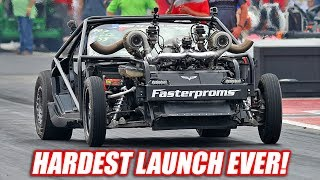 Leroy's High Boost Launch... FREAKING INSANE! (TX2K18 Day 2 Qualifying)