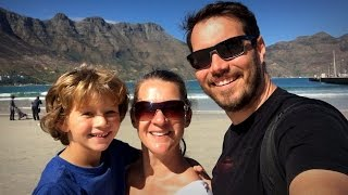Hout Bay Cape Town with DJI Phantom Drone