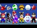 Super Mario 3D All-Stars - All Power-Ups