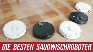 TOP 5 Saugwischroboter 2020 ►Schrubb Schrubb hurrah! Die 5 Saugroboter mit der besten Wischfunktion!