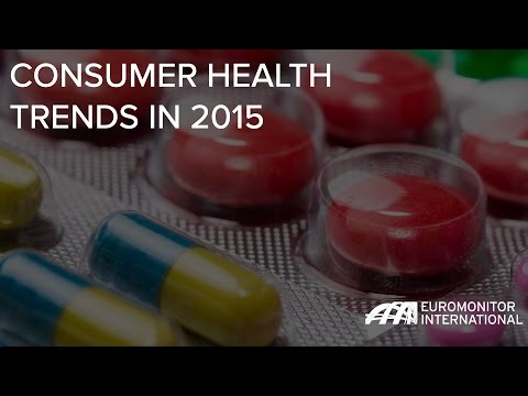 Consumer Health Trends for 2015